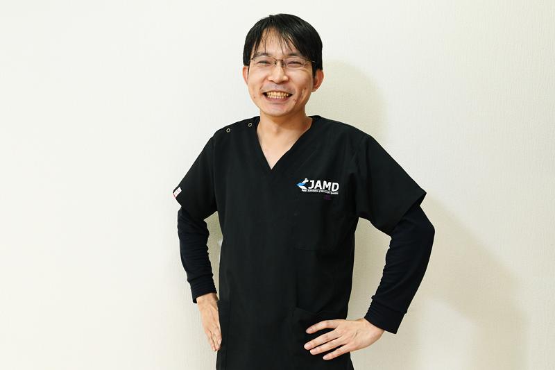歯科医師 田草川 潤