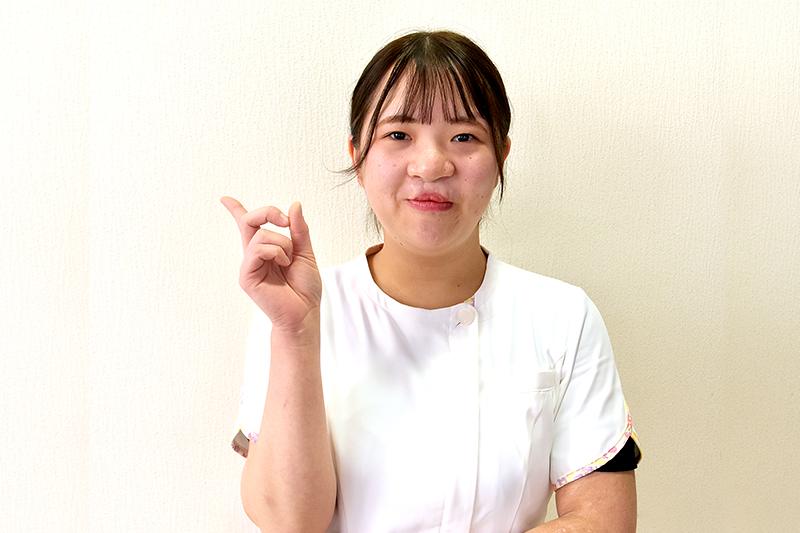歯科助手 池田 美久